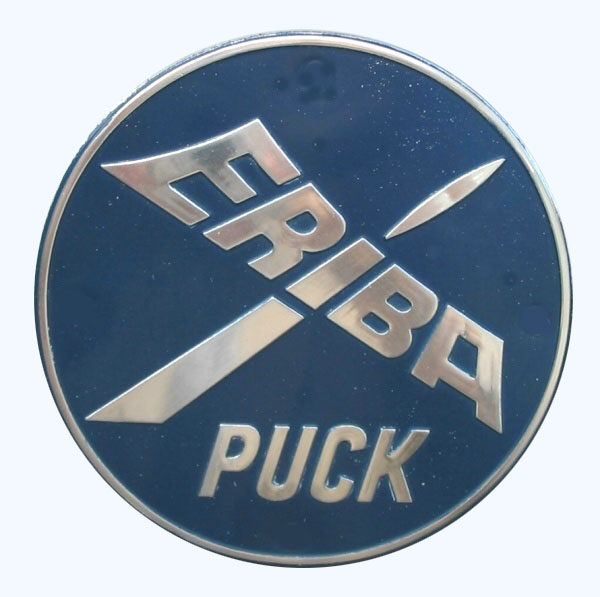 Eriba puck logojpg for Auvent soplair eriba